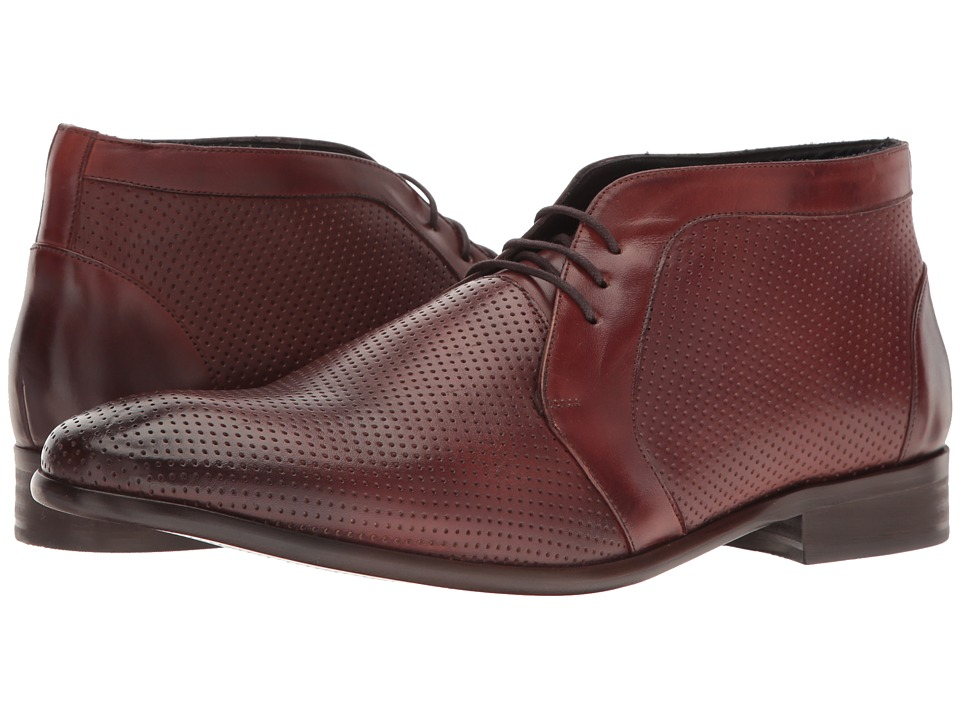 Messico - Oliver (Burnished Cognac Leather) Men's Shoes