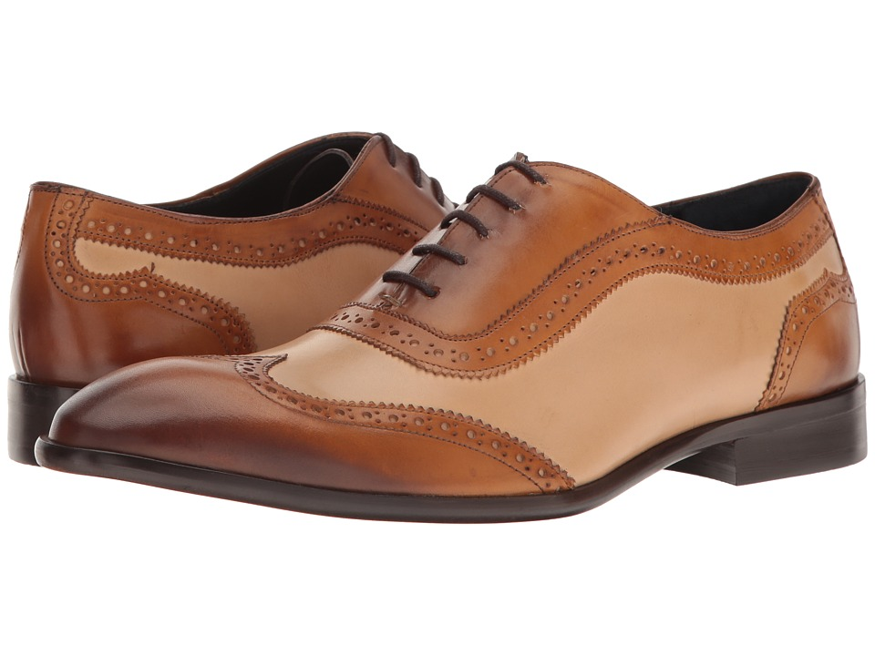 Messico - Paterno (Honey/Natural Leather) Men's Shoes