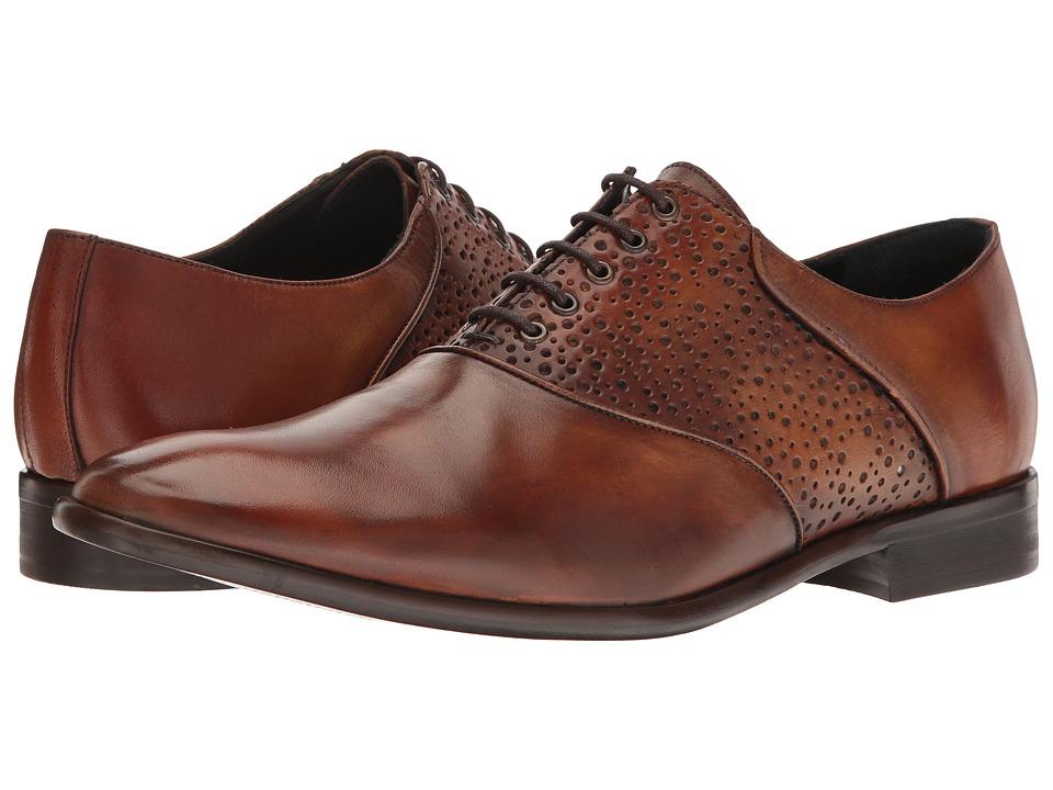 Messico - Muno (Burnished Honey Leather) Men's Shoes