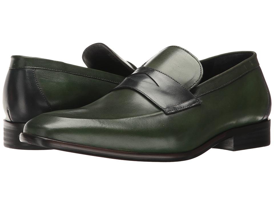 Messico Orozco (Green/Navy Leather) Men