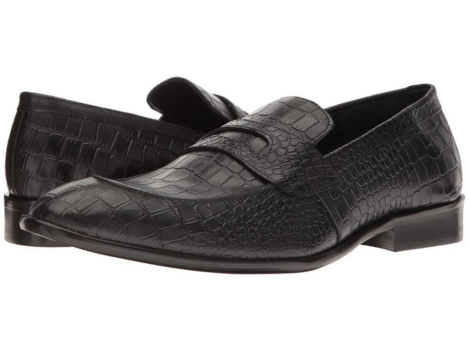 Messico Pastor (Black Patent Croco Leather) Men