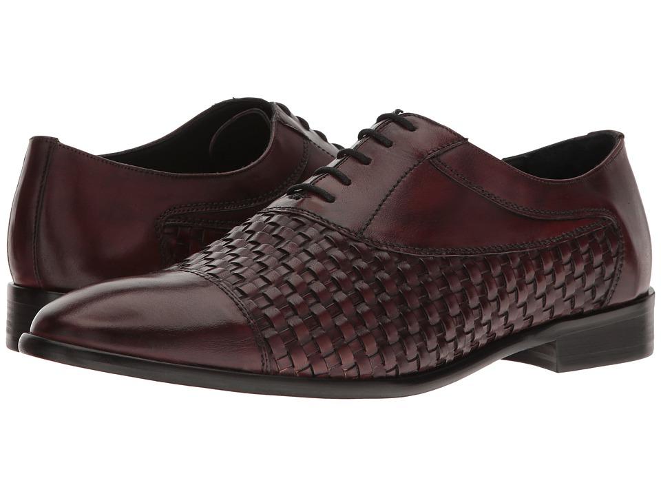 Messico Nereo (Burgundy Leather) Men