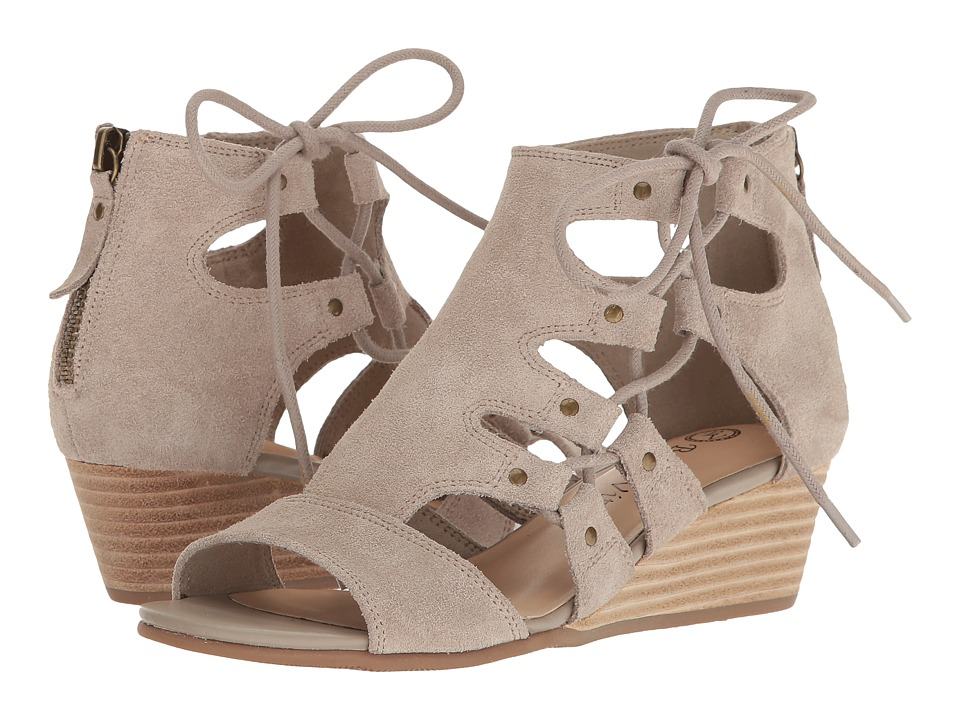 Bella-Vita - Imani (Cloud Suede Leather) Women's Shoes