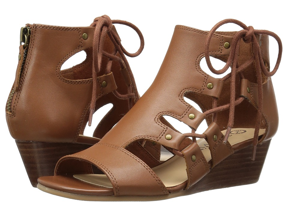 Bella-Vita Imani (Dark Tan) Women