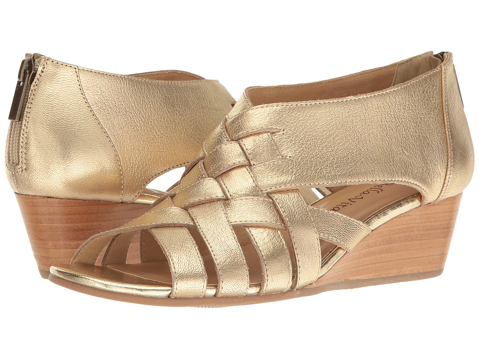 Bella-Vita Isabelle (Metallic Gold) Women