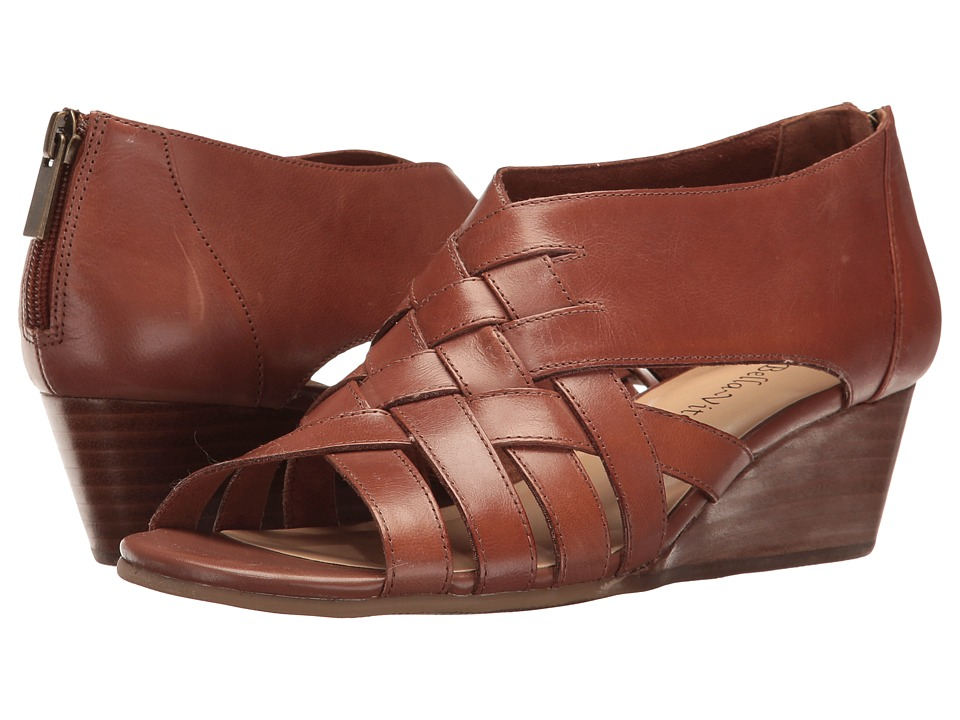 Bella-Vita Isabelle (Dark Tan) Women