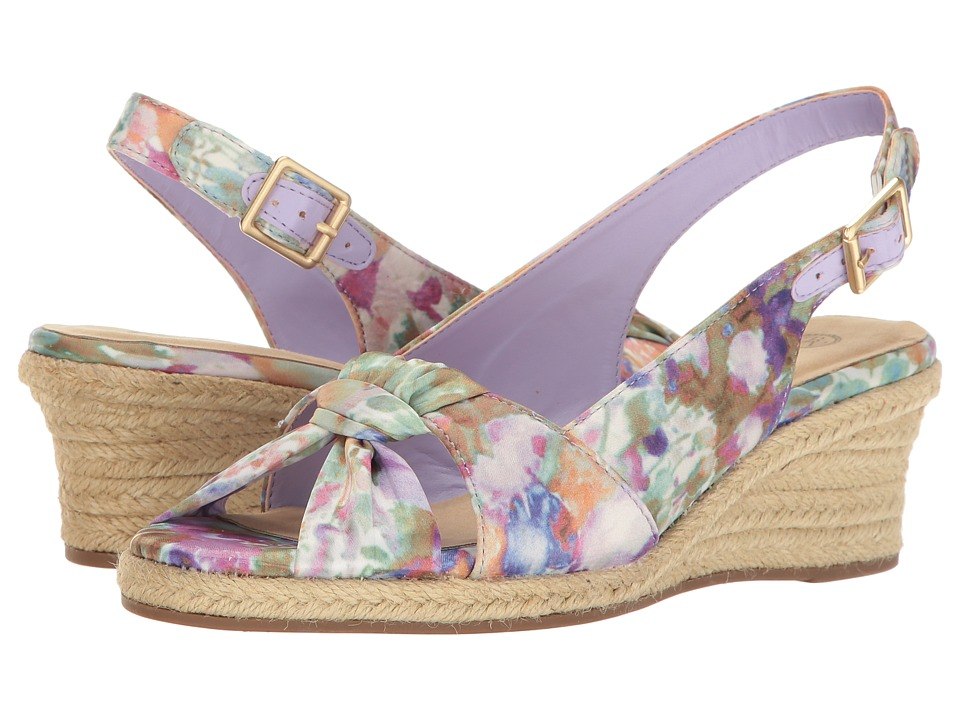 Bella-Vita - Seraphina II (Pastel Floral) Women's Shoes
