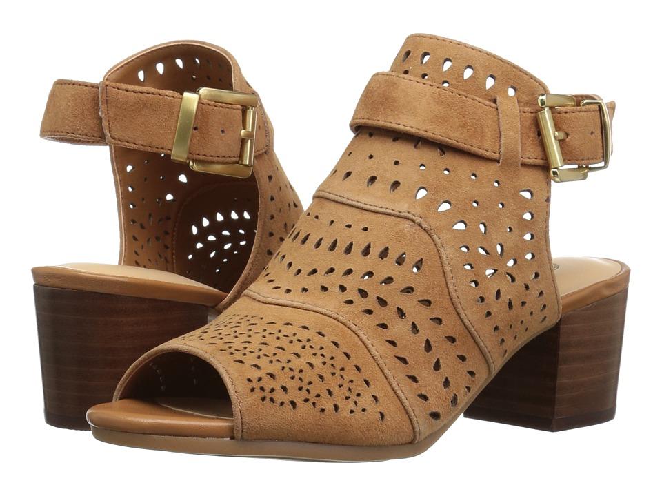 Bella-Vita Fonda (Biscuit Kid Suede Leather) Women