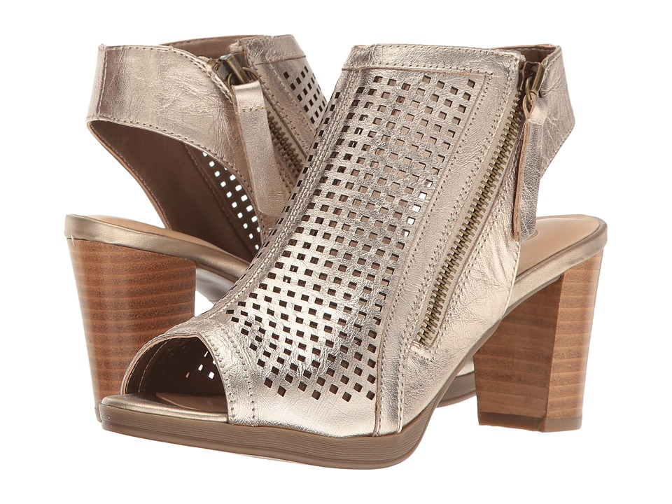 Bella-Vita - Lenore (Champagne) Women's Shoes