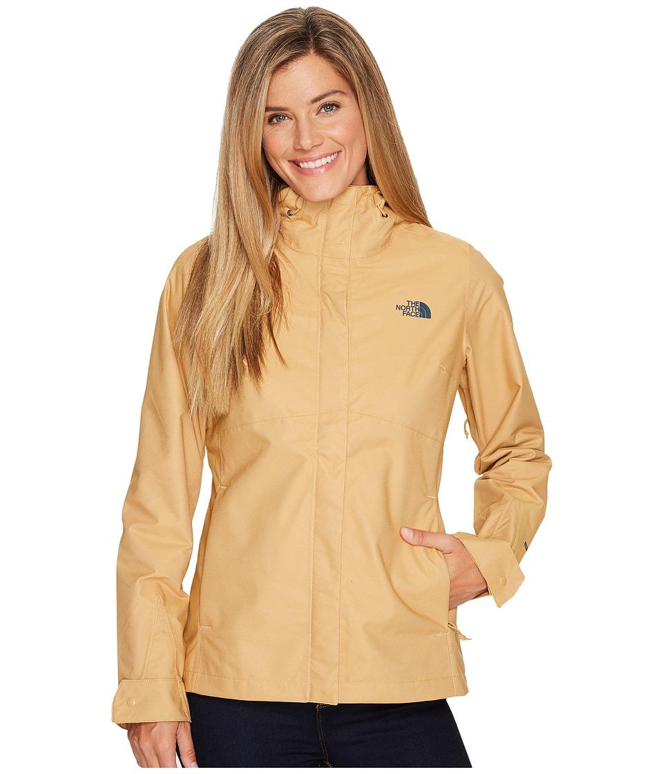 The North Face Berrien Jacket (Biscuit Tan Denim) Women