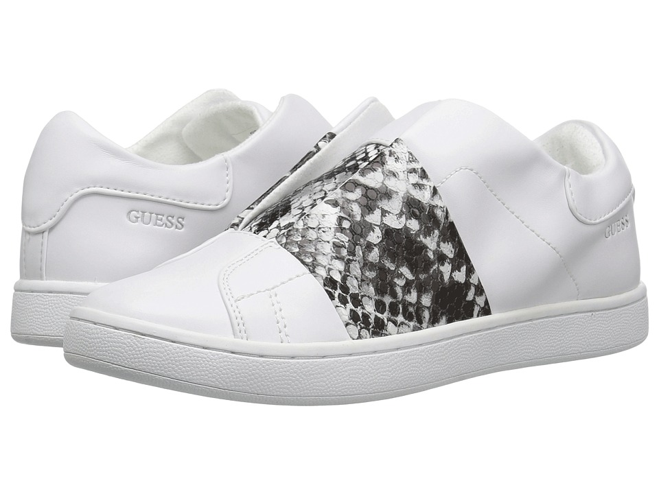 GUESS - GWEzna (White) Women's Shoes