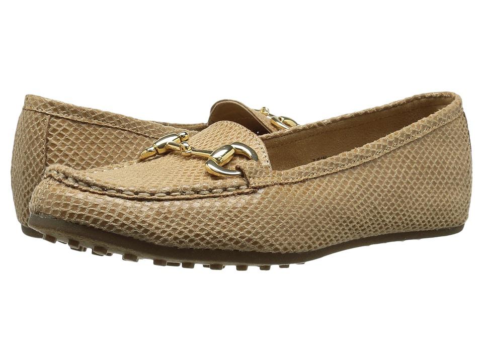 Aerosoles - Drive Through (Brown Snake) Women's Shoes