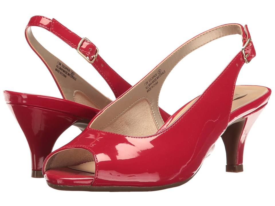 A2 by Aerosoles Escapade (Red Patent) Women
