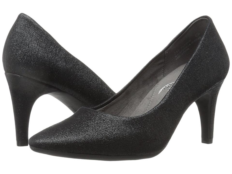 Aerosoles - Exquisite (Black Sparkle) High Heels