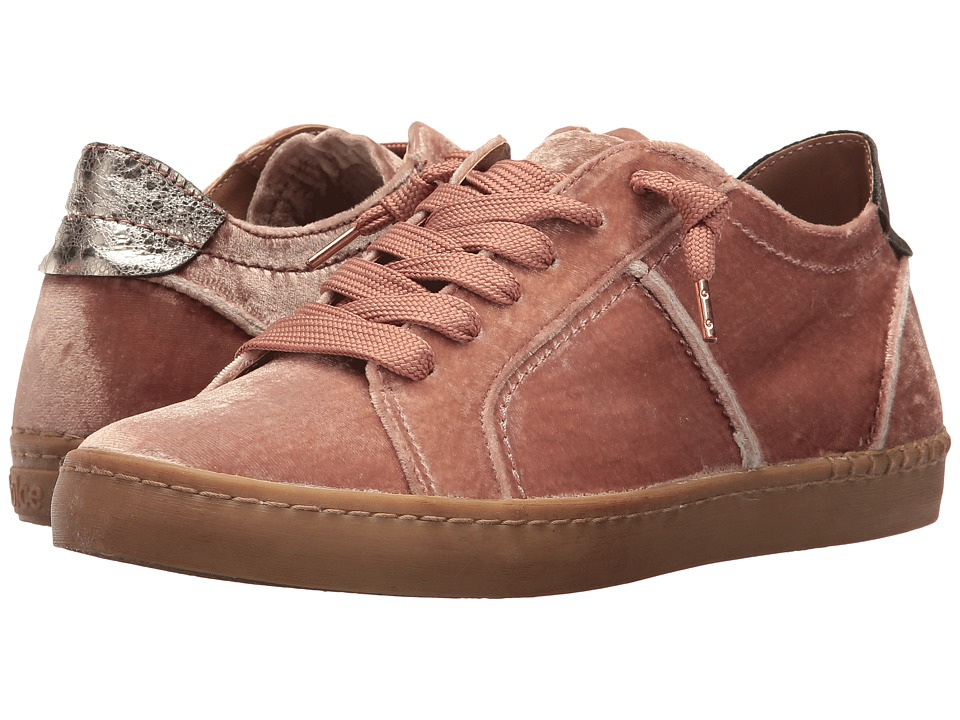 Dolce Vita - Zalen (Rose Velvet) Women's Shoes