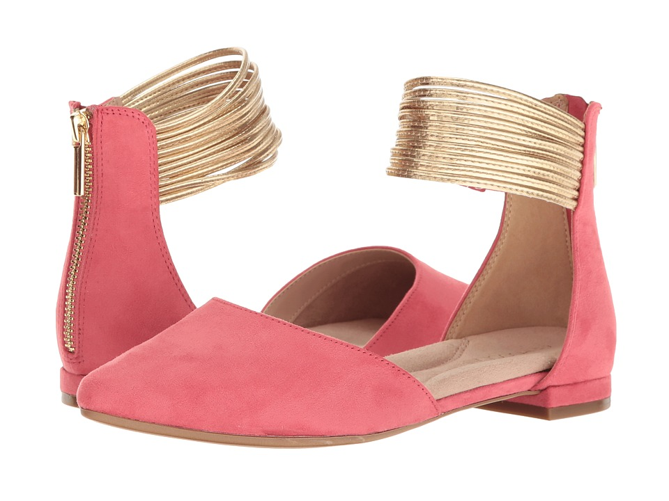 Aerosoles - Girl Talk (Dark Pink Combo) Women's Sling Back Shoes