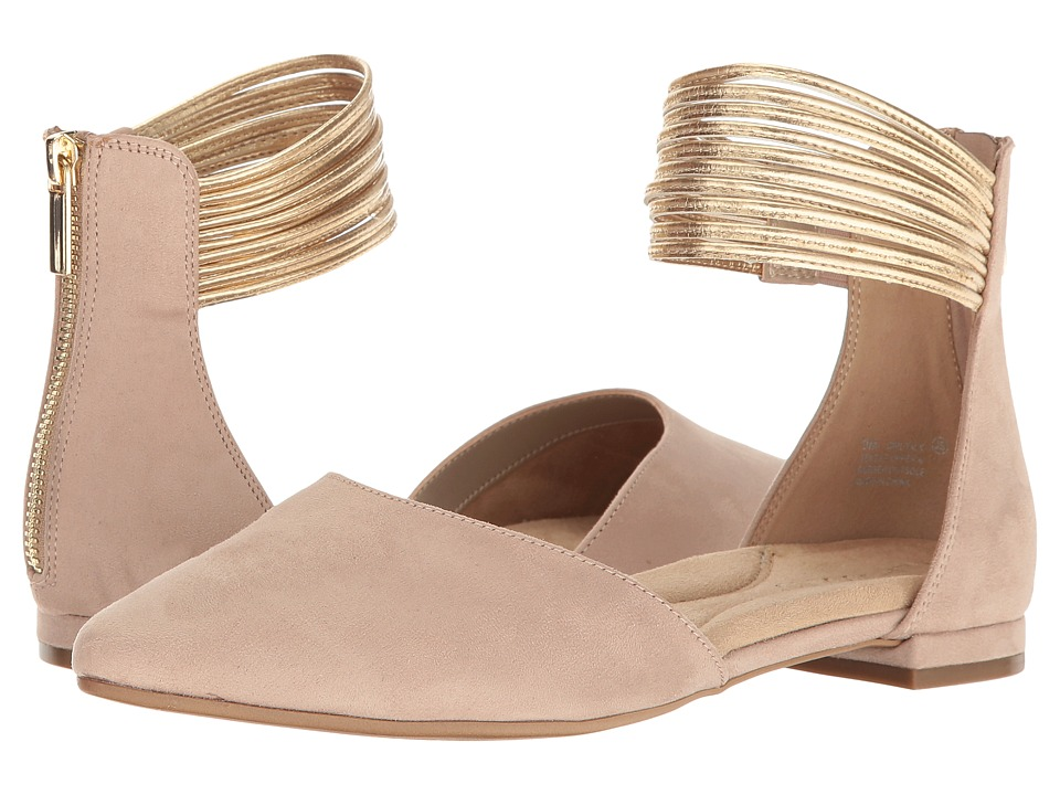 Aerosoles - Girl Talk (Bone Combo) Women's Sling Back Shoes