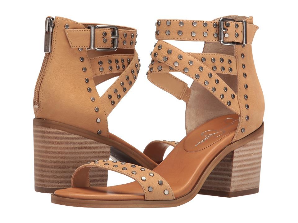 Jessica Simpson - Roksanaa (Sand Castle M. Nubuck) Women's Shoes