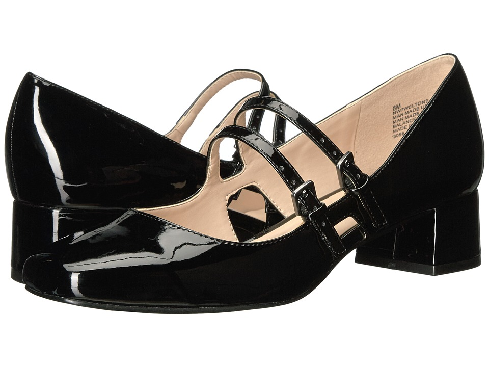 Nine West - Welton (Black) Women's Shoes