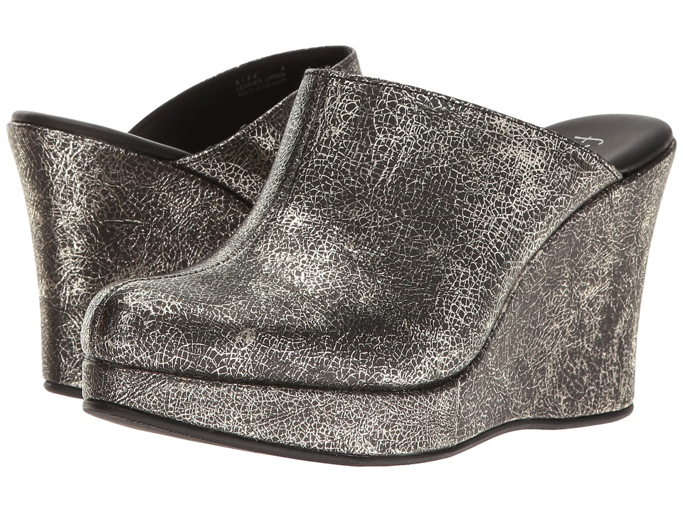 Cordani - Augustine (Pewter) Women's Wedge Shoes