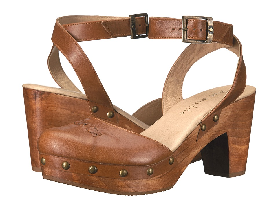 Cordani - Frida (Walnut) Women's Clog Shoes