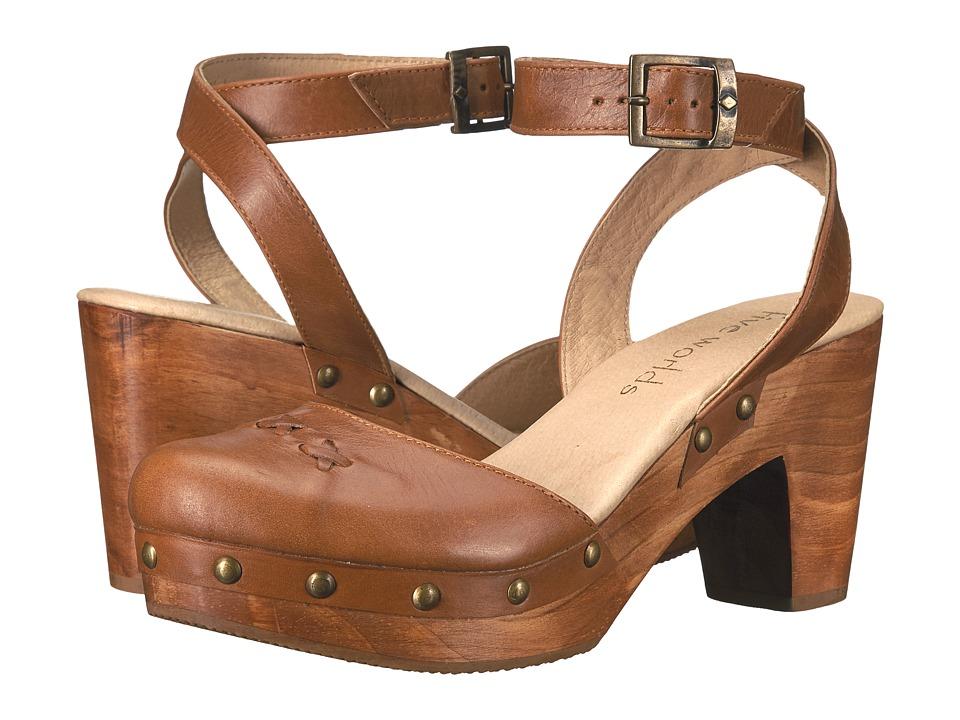 Cordani - Frida (Walnut) Women's Clog Shoes