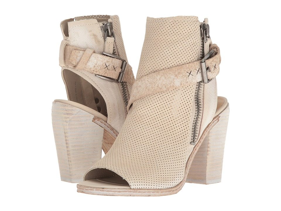 Dolce Vita - North (Sand Perforated Nubuck) Women's Dress Sandals