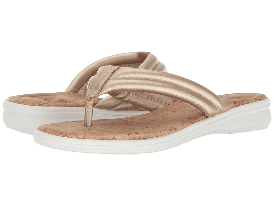 Aerosoles - Great Lakes (Gold) Women's Sandals