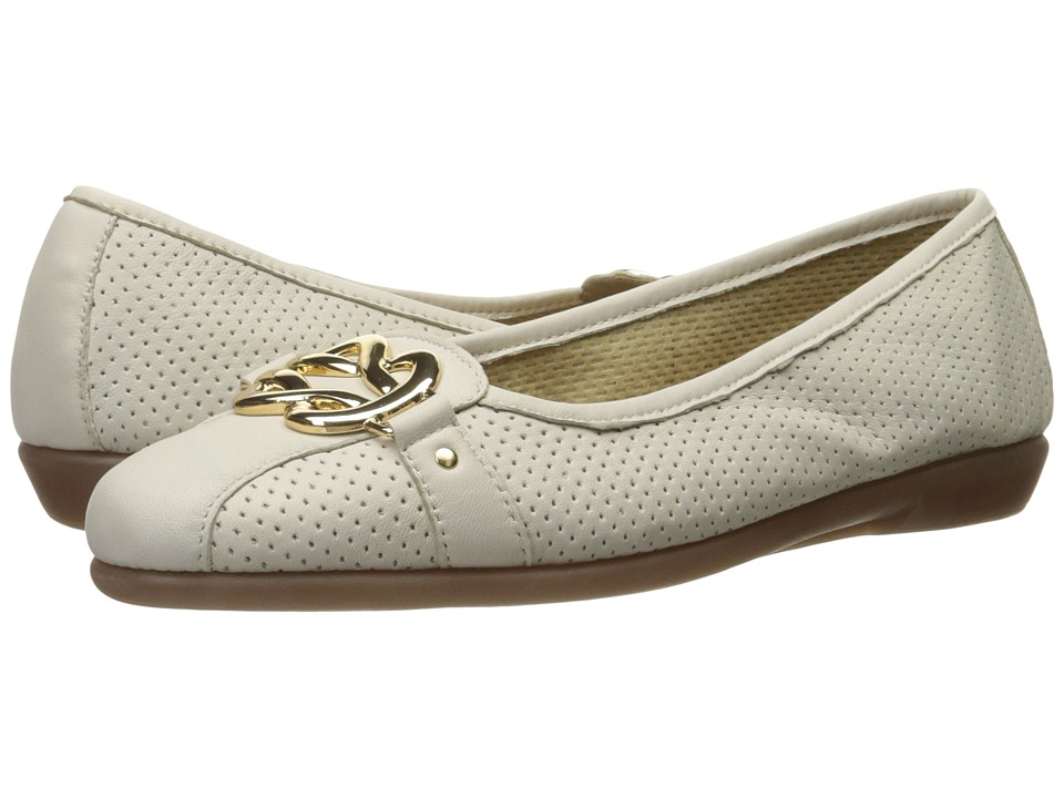 A2 by Aerosoles - High Bet (White) Women's Shoes