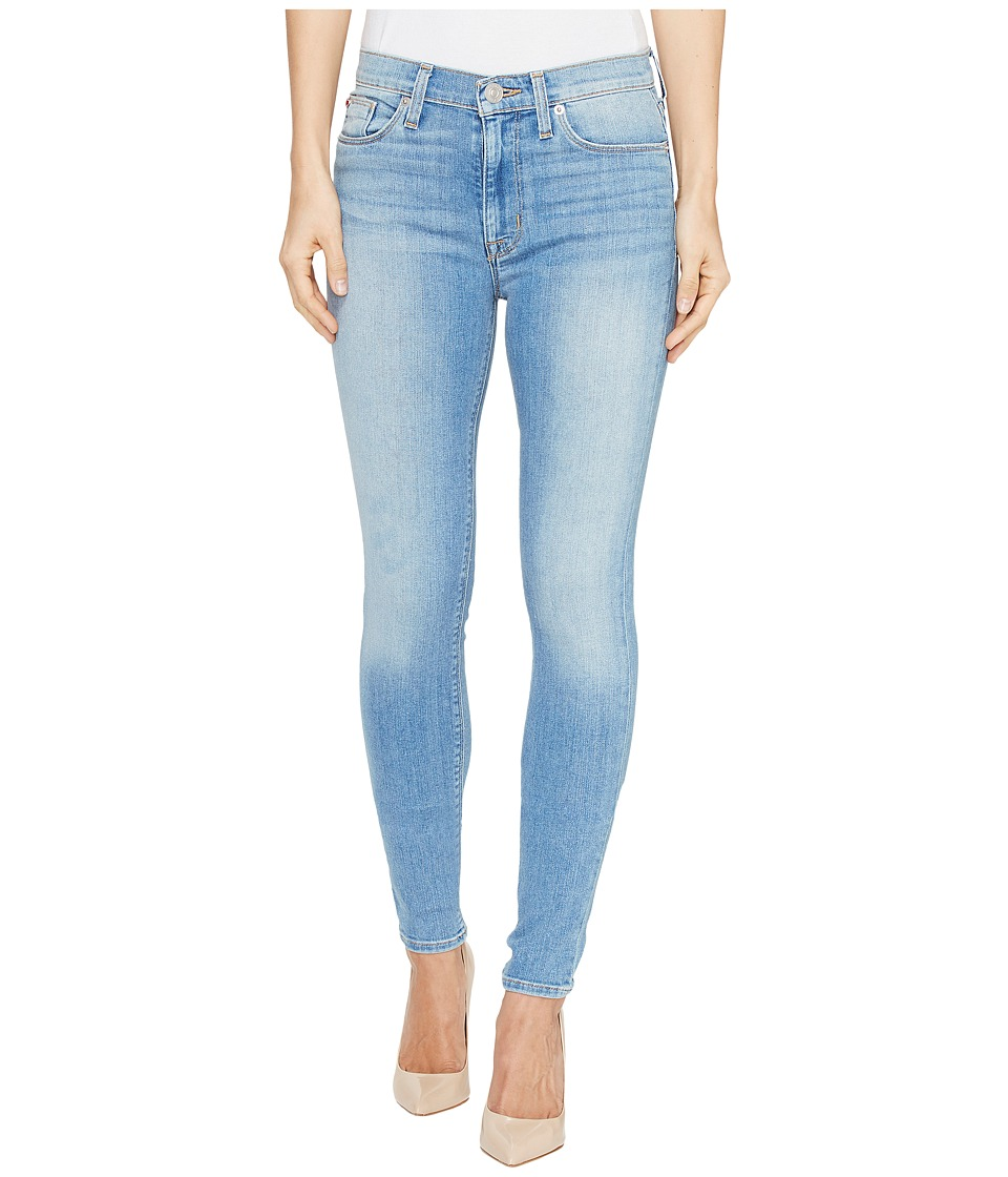 Hudson - Barbara High Waist Super Skinny Ankle Five-Pocket Jeans in Reality (Reality) Women's Jeans