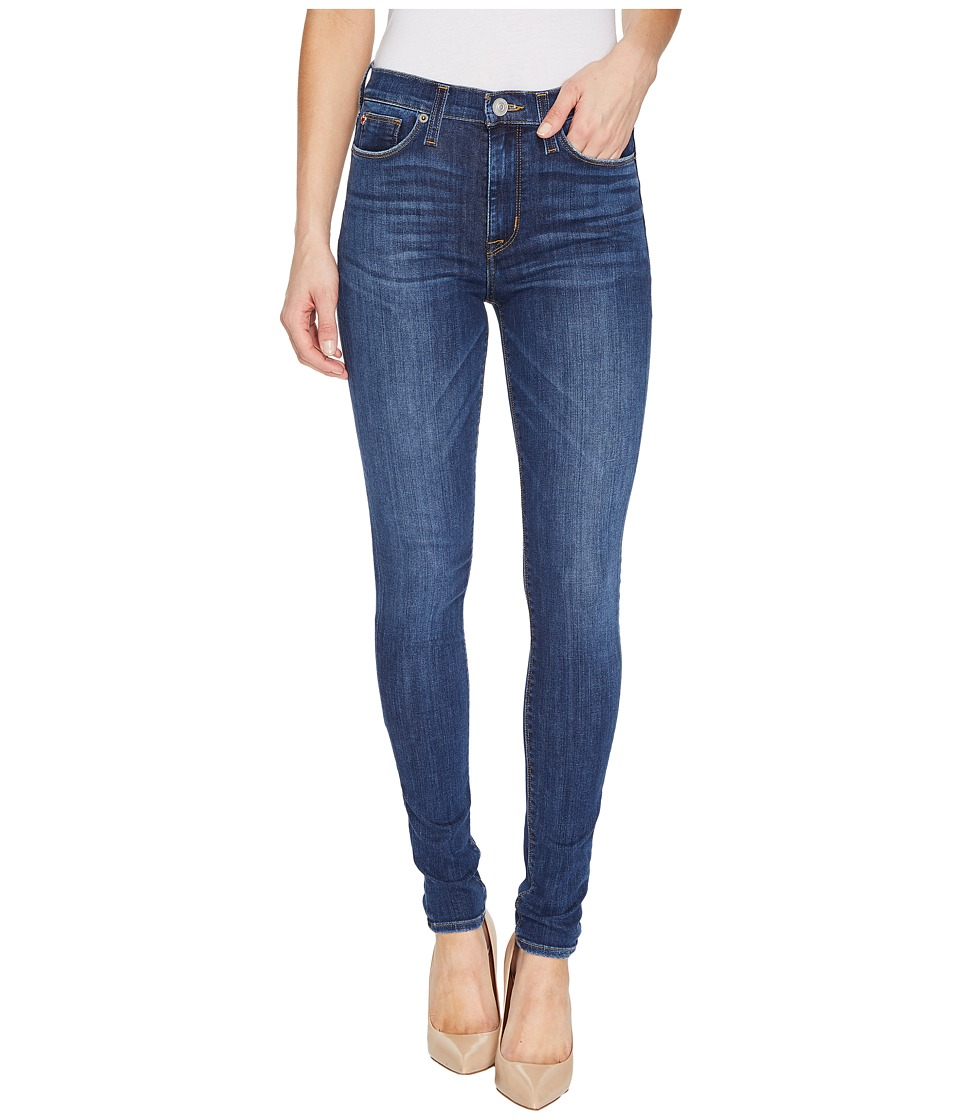 Hudson Barbara High Waist Super Skinny Ankle Five-Pocket Jeans in Dream On (Dream On) Women