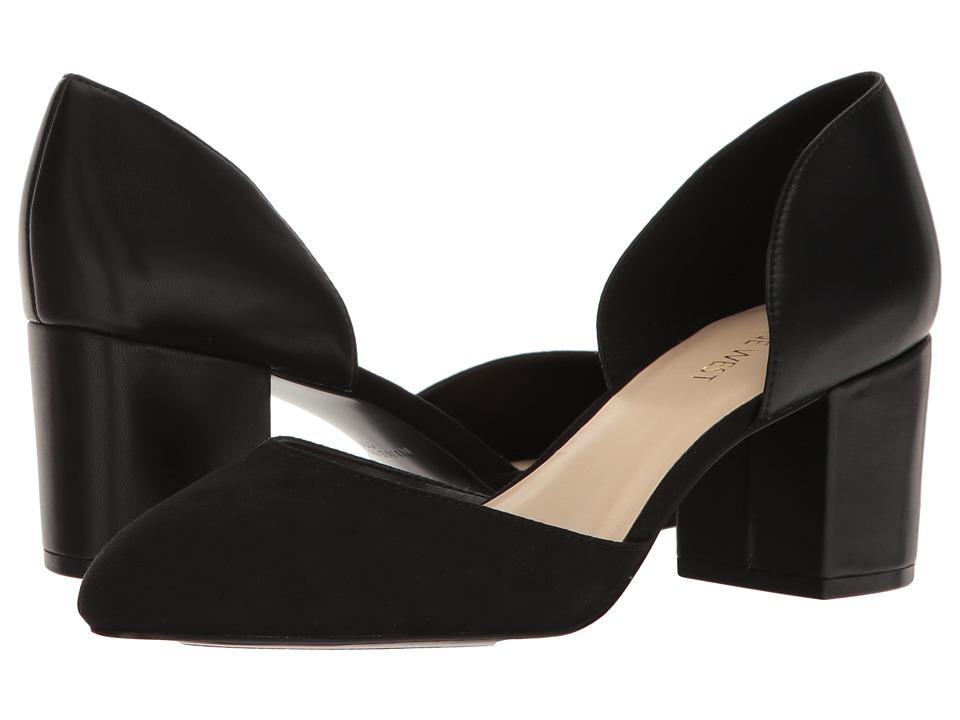 Nine West - Cabrie (Black/Black) Women's Shoes