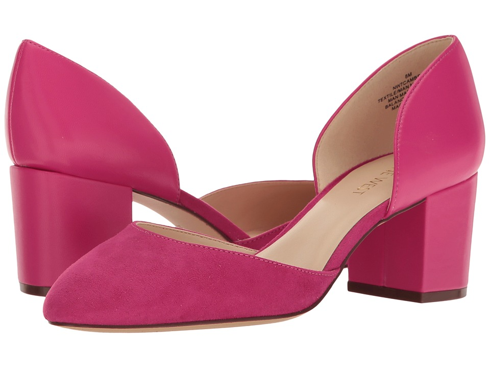 Nine West - Cabrie (Pink/Pink) Women's Shoes
