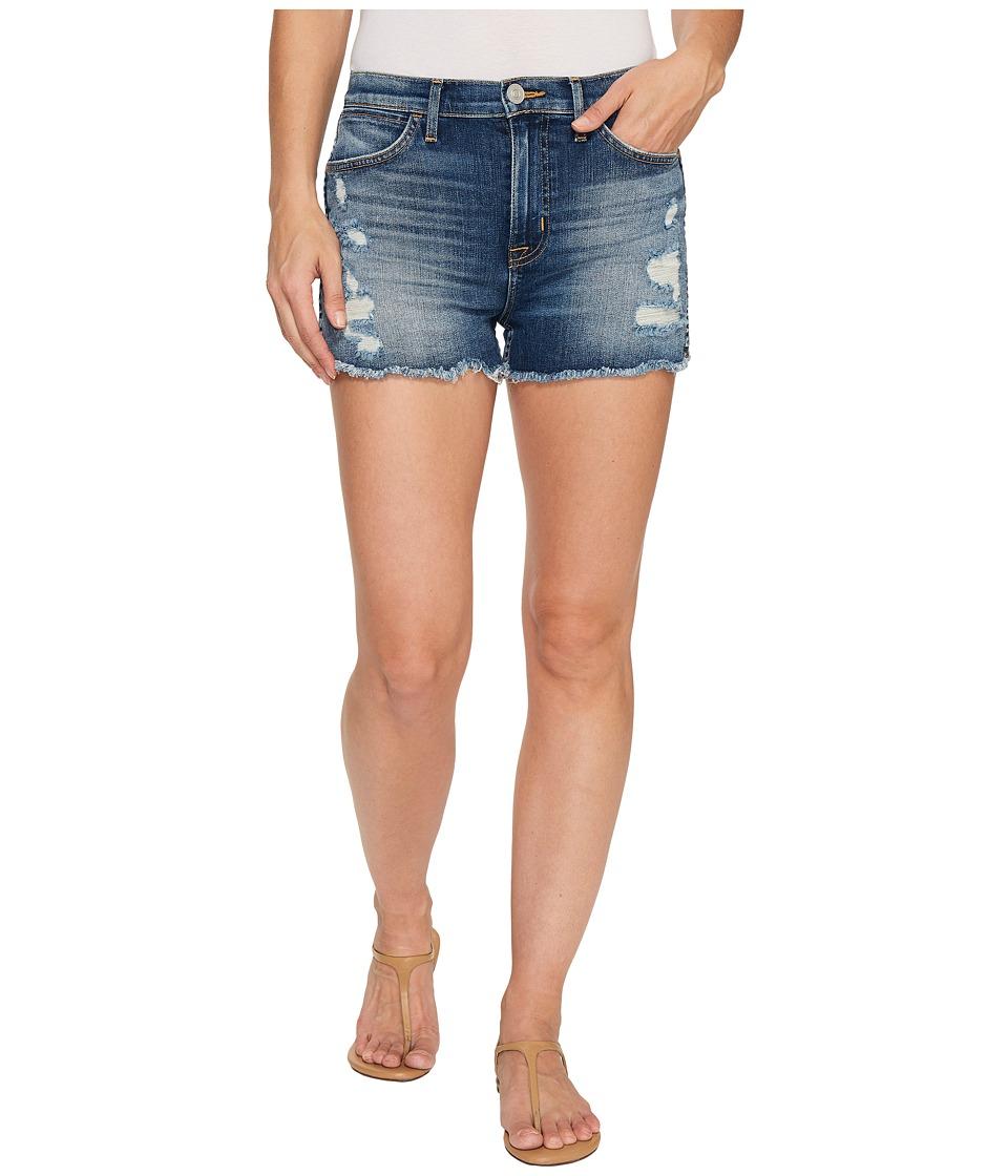 Hudson - Soko High Rise Cut Off Shorts in Legit (Legit) Women's Shorts