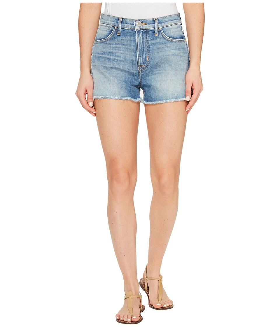 Hudson - Soko High-Rise Cut Off Five-Pocket Shorts in Endurance (Endurance) Women's Shorts