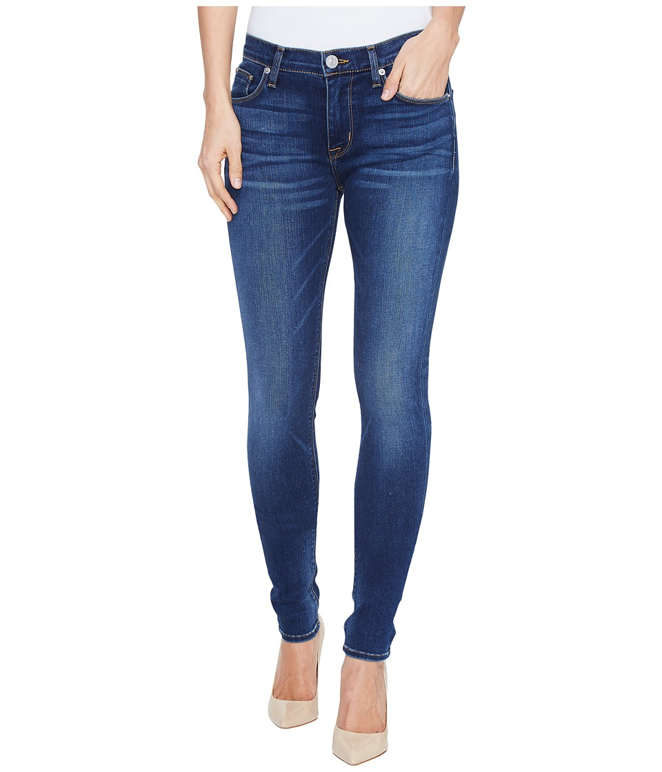 Hudson - Nico Mid-Rise Supermodel Skinny Five-Pocket Jeans in Blue Gold (Blue Gold) Women's Jeans