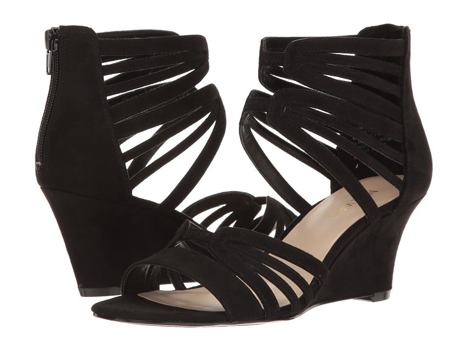 Nine West - Raleigh (Black/Black) Women's Shoes