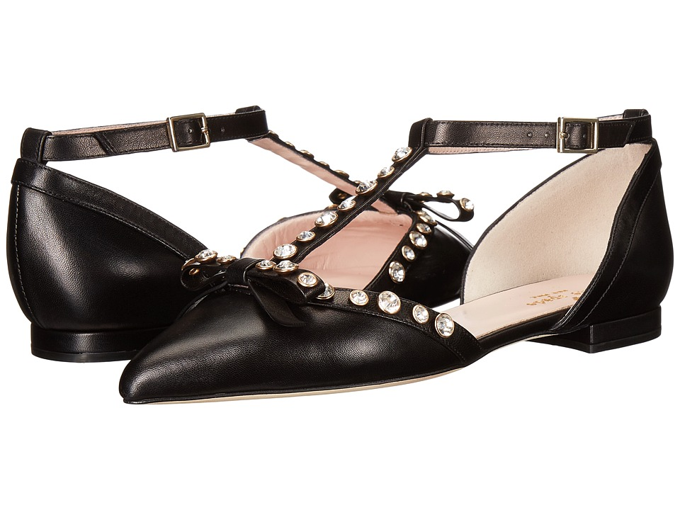 Kate Spade New York - Becca (Black Nappa) Women's Shoes