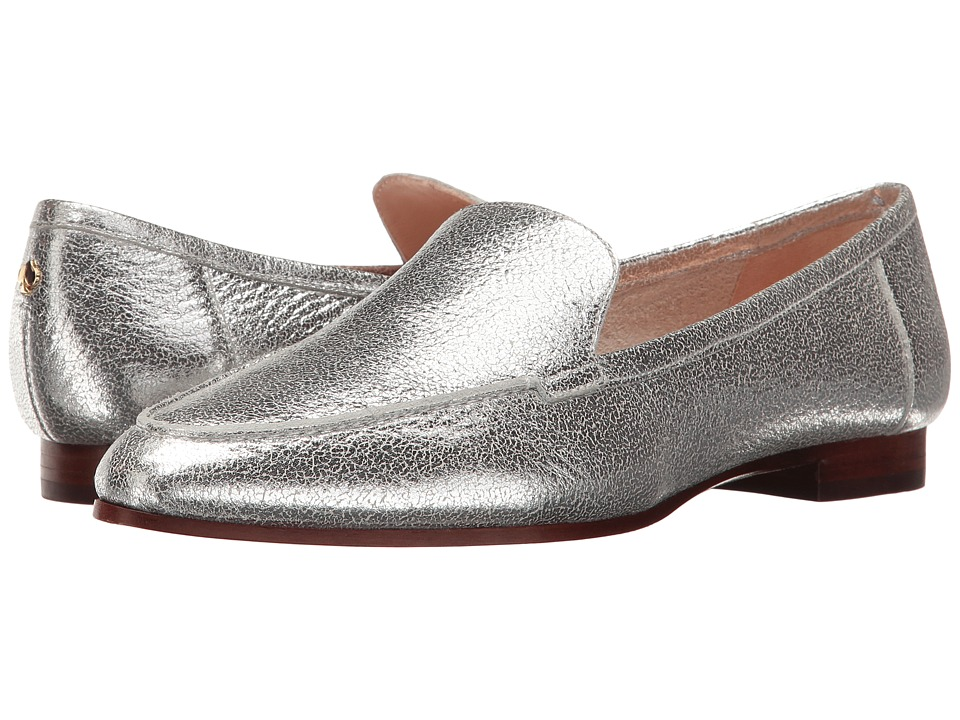Kate Spade New York Carima (Silver Crackle Metallic Nappa) Women