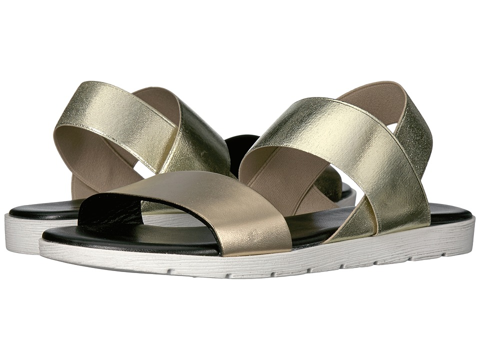 Furla - Magia Sandals T.10 (Bronzo Vitello Metal) Women's Sandals
