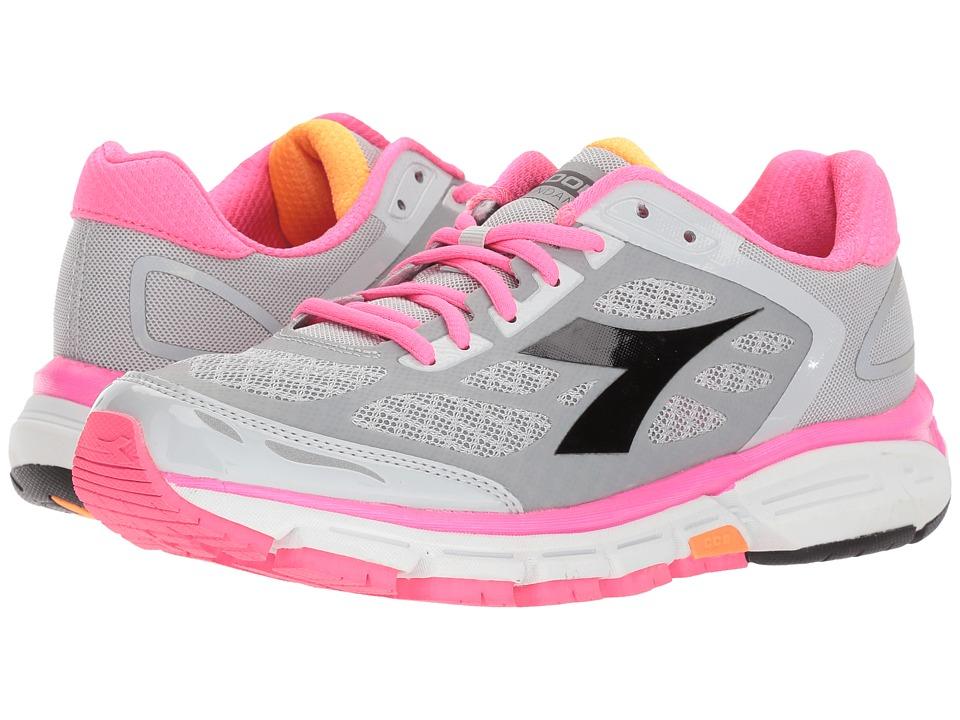 Diadora - M.Shindano 5 (Aluminum/Black) Women's Shoes