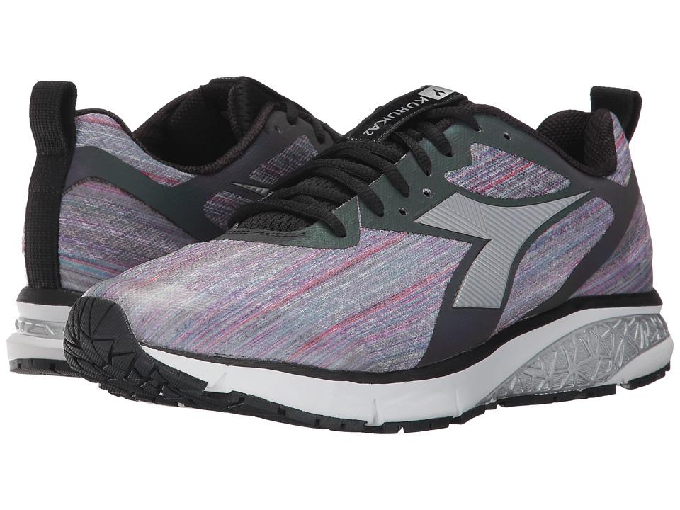 Diadora - Kuruka 2 Hip (Black/White/White) Women's Shoes