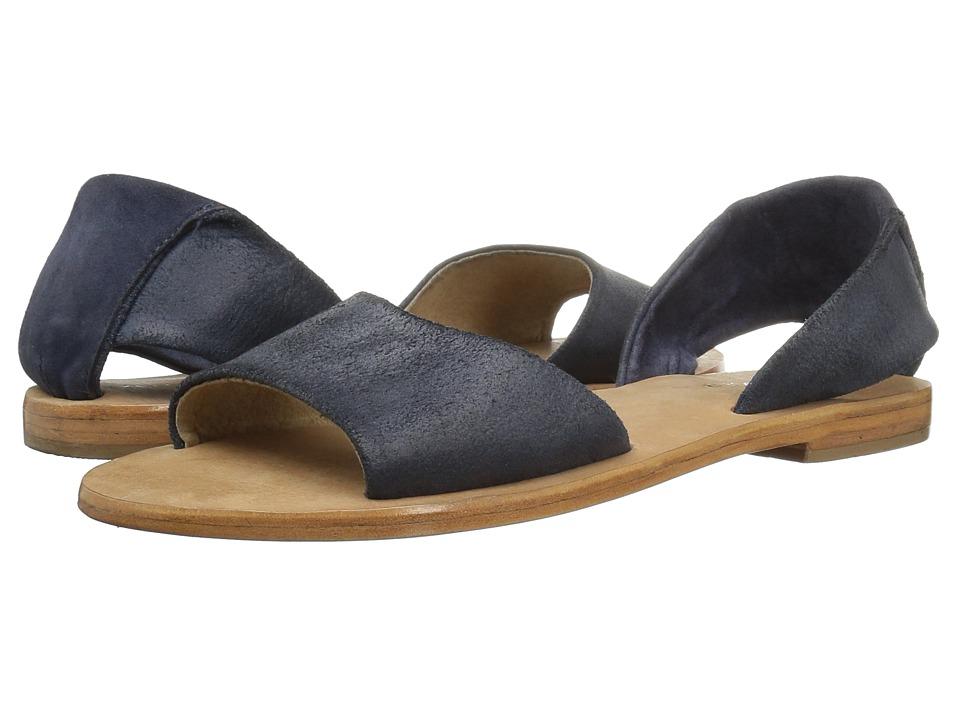 Kelsi Dagger Brooklyn - Clarkson (Denim) Women's Shoes