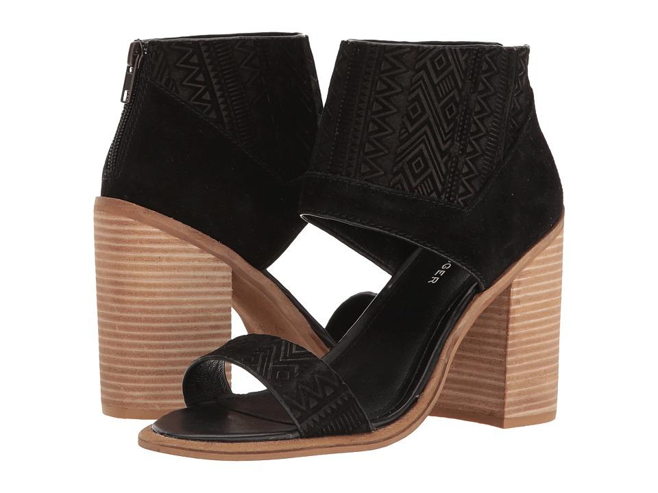 Kelsi Dagger Brooklyn - Merrik (Black) Women's Shoes