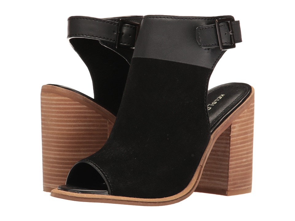 Kelsi Dagger Brooklyn - Milton (Black) Women's Shoes