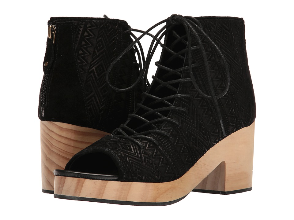 Kelsi Dagger Brooklyn - Main (Black) Women's Shoes