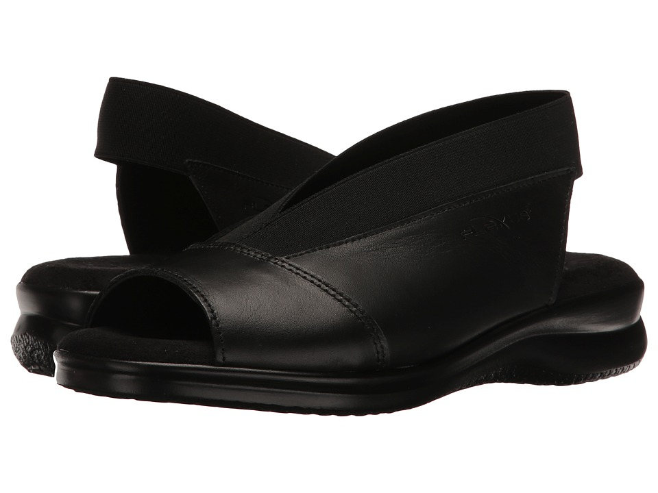 Spring Step - Abare (Black) Women's Shoes