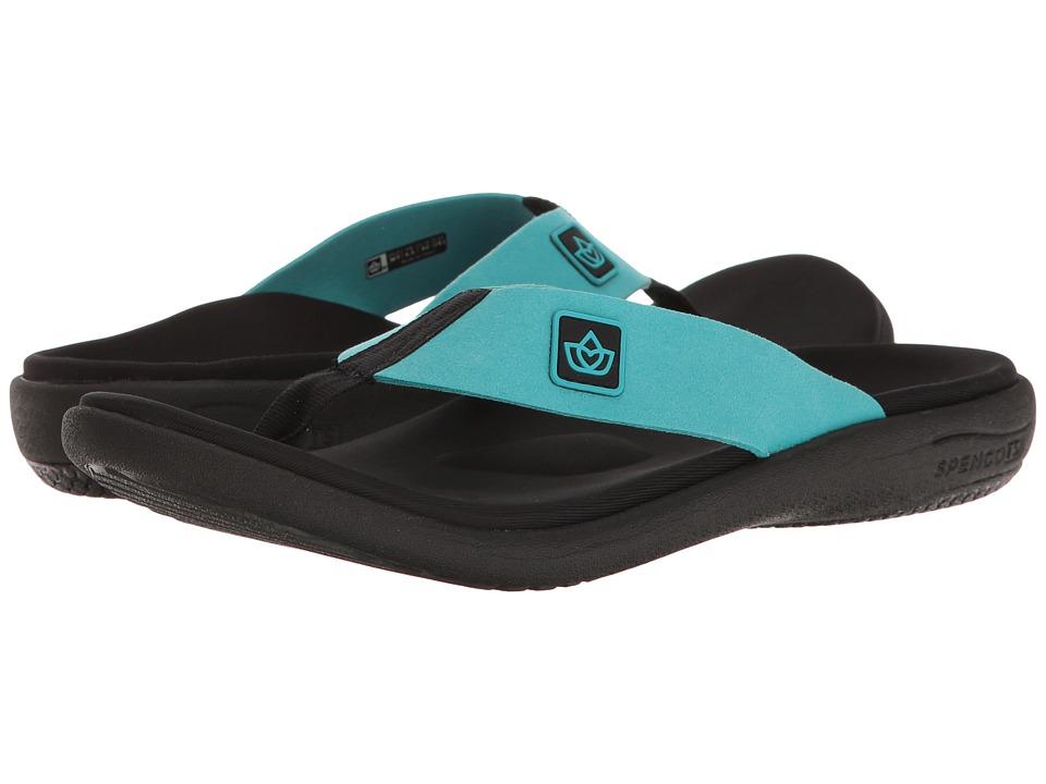 Spenco - Pure Sandal (Blue Bird) Women's Sandals