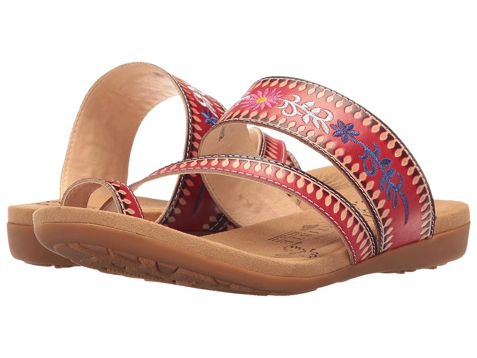 L'Artiste by Spring Step - Akhila (Bordeaux) Women's Shoes