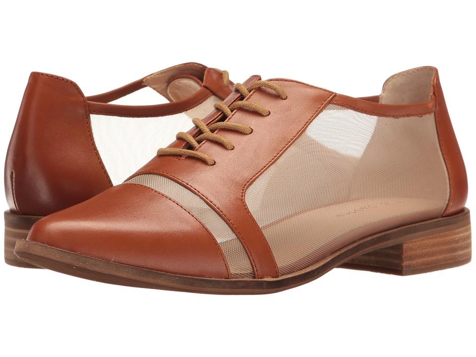 Kelsi Dagger Brooklyn - Astoria (Cinnamon/Wheat) Women's Shoes
